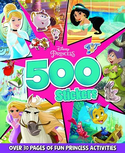 Disney Princess Mixed: 500 Stickers