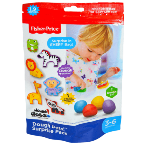 Fisher Price Dough Dots Surprise Pack