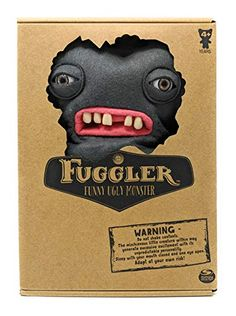 Fuggler Monster Grey (boxed)