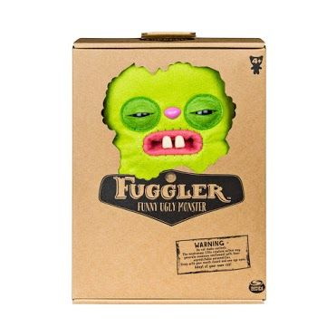 Fuggler Rabbit Green (boxed)