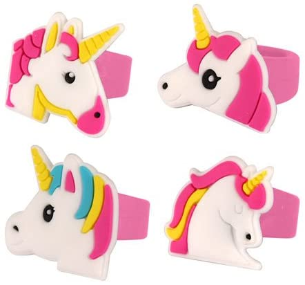 Henbrandt Assorted Unicorn Rubber Ring
