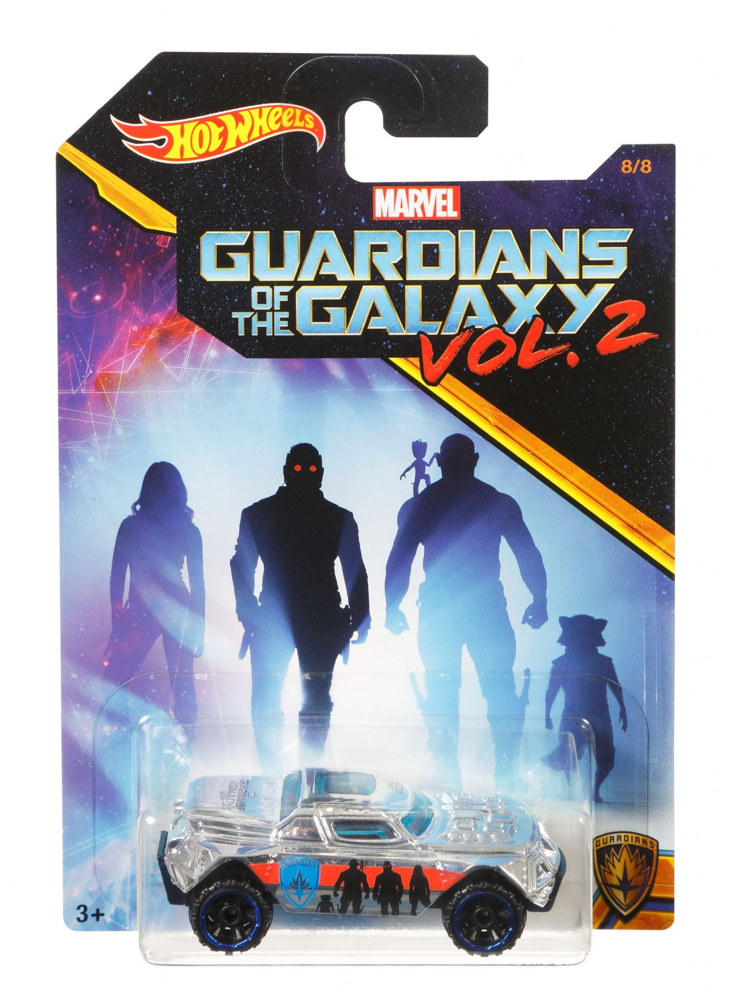Hot Wheels Guardians of the Galaxy Vol 2 RD-08