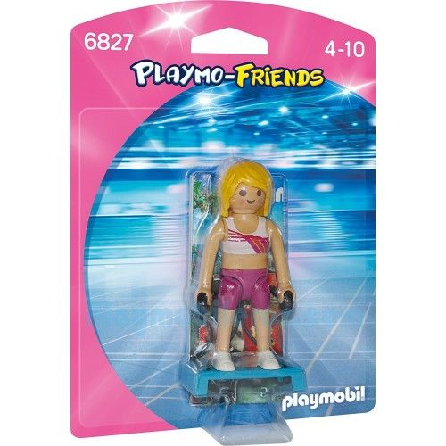 Playmobil 6827 Playmo-Friends Fitness Instructor