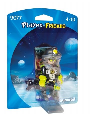 Playmobil 9077 Playmo-Friends Mega Masters Spy