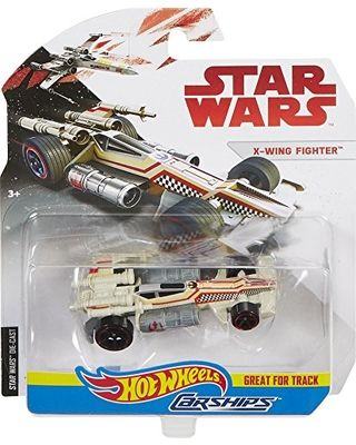 Star Wars Hot Wheels X-Wing Fighter Vehicle