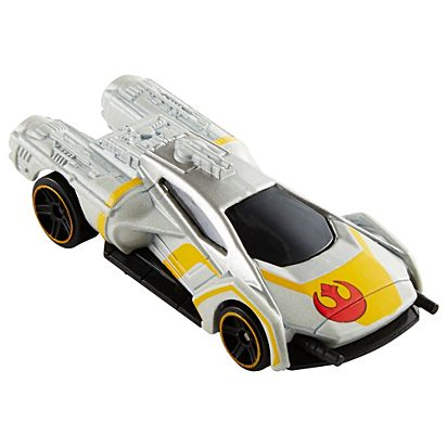 Star Wars Hot Wheels Y-Wing Fighter Vehicle