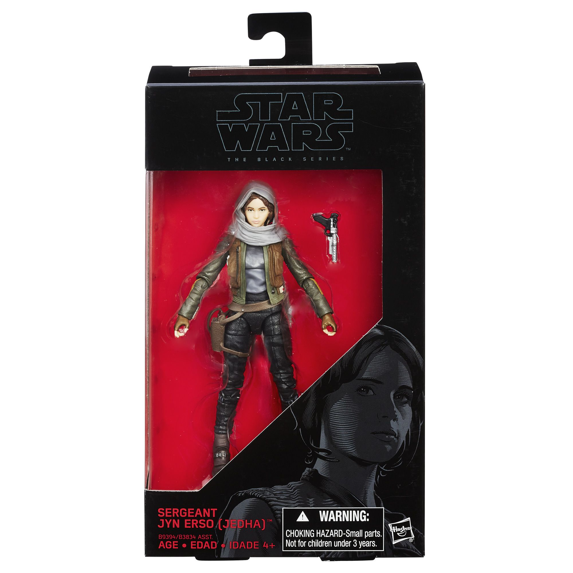 Star Wars The Black Series Sergeant Jyn Erso